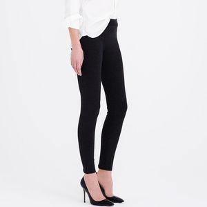 J Crew Pixie pants back leggings back zipper 6